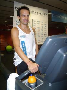 Nico en O2 Centro Wellness El Perchel