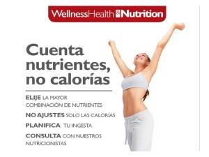 cuenta nutrientes no calorias